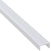 Difuzor ploch�, materi�l plast proveden� op�l, nebo transparentn�, pro hlin�kov� profil, d�lka 1m, 2m, 3m, 5m
