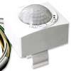 CPR1-S - Kvalitn� detektor, �idlo, senzor p��tomnosti pro osv�tlen� jednoz�nov� sp�nan� 360�, 2,3kW, 15s-30min, 10-2000Lx, 230V, IP20, 91x60x73mm, pro mont� do sv�tidla, kruhov� charakteristika