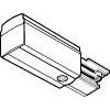 Nap�jec� koncovka 3x230V, IP20, pro nap�jen� t��f�zov�ho li�tov�ho syst�mu, NORDIC ALUMINIUM - GLOBAL TRAC - LIVAL