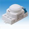 RAD 2 - HF - Radarov� pohybov� senzor pro zabudov�n� do sv�tidla, z�b�rn� �hel 360�, dosah max 8m, �as sepnut� 10s-12minut, nast �rovn� sp�n�n� p soumraku, z�t� 60W-1200W, 230V, IP20, d=95mm, �=43mm, v=43mm