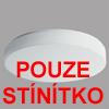 DELIA 3 PLAST - St�n�tko, difuzor pro sv�tidlo, materi�l polykarbon�t nebo PMMA.