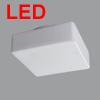 LINA 2 LED - P�isazen� sv�tidlo, z�kladna kov, povrch b�l�, difuzor sklo triplex op�l mat, LED, tepl� b�l� 3000K, neutr�ln� b�l� 4000K, stm�v�n� 1-10V nebo DALI, 230V, zv�en� kryt� IP43, 260x260mm, h=110mm