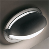 XENA VISA - N�st�nn� sv�tidlo, exteri�rov�, venkovn�, materi�l hlin�k, barva �ed� / antracit / b�l�, difuzor sklo, 1x60W E27, 230V, IP54, rozm�ry 225x150x100mm