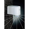 PIRMATIC-W - PIR - Venkovn� n�st�nn� senzor pohybu pro osv�tlen�, �ern�/b�l�, z�b�r 300�, dosah a� 12m, max.2000W, 2-2000lx, �as 10s-15min, 230V, IP54, 100x90x60mm, vhodn� pro sp�n�n� i mal�ch p��kon�, nap� LED 1W