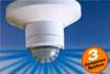 DETECT C03 360 - PIR - Stropn� sn�ma�, detektor, senzor pohybu PIR pro ovl�d�n� osv�tlen�,  z�b�r 360�/180�, dosah a� 12m, �as 10s-10minut, nastaven� soumraku 2-2000lx, z�t� max 1000W/PF1, 230V, IP54, 100x120x120mm, pro sp�n�n� mal�ch p��kon�