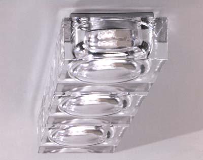 svítidlo řady Modular2 se čtvercovou základnou