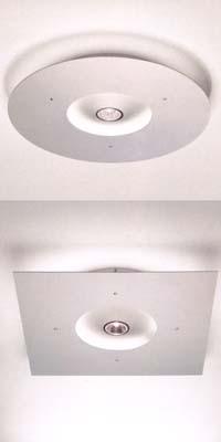 IXION - kombinované svítidlo s možností plošného a bodového osvětlení1