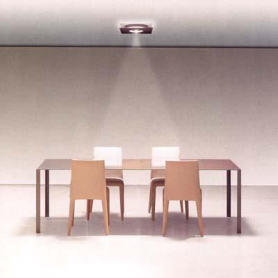 IXION - kombinované svítidlo s možností plošného a bodového osvětlení3
