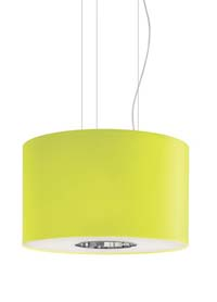 Závěsné svítidlo POLIFEMO barva žlutá
