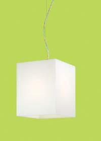 Závěsné svítidlo GULLIVER barva bílá
