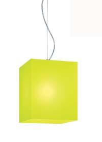 Závěsné svítidlo GULLIVER barva zelená