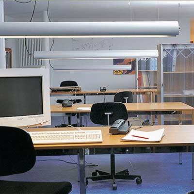 Norma osvětlení na pracovišti