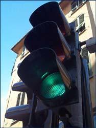LED dopravní signalizace