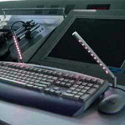 LED dispečerké pracoviště