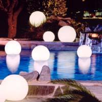 plovoucí svítidla bazénu2